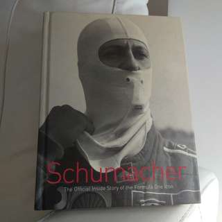 F1-Formula One ~ Ferrari ~ A MICHAEL SCHUMACHER BIOGRAPHY