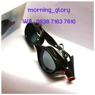 Ori Kacamata Renang SPEEDO/ UV Shield No Fog Swimming Goggles Futura Classic