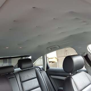 Audi A6 roof lining refurbished...pm or text 91397760 for enquires