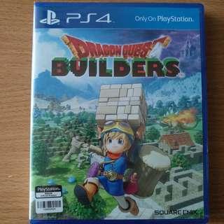 Ps4 Dragon Quest Builder