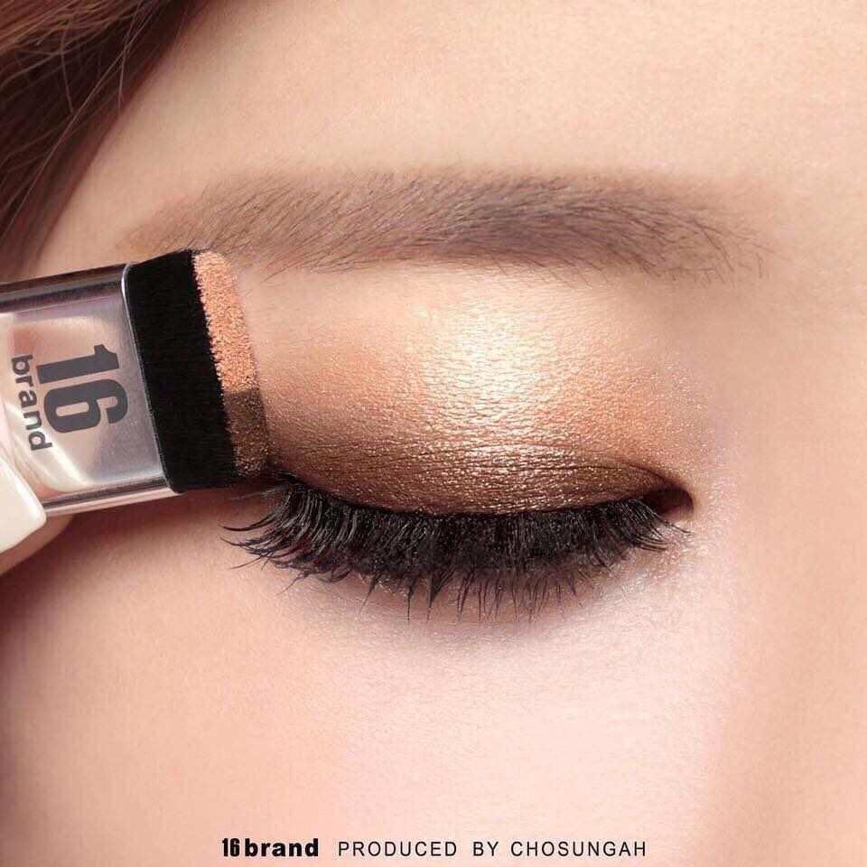 Photo. Photo. 16brand Eyeshadow Korea Health Beauty Makeup ...