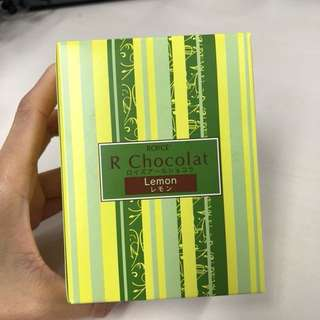 全新 Royce R Chocolate Lemon Flavor