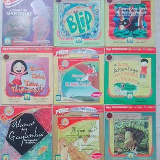 CHILDREN'S BOOKS (LAMPARA BOOKS)