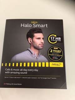 Jabra Halo Smart Earphones