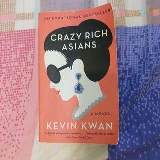 crazy rich asians international bestseller kevin kwan