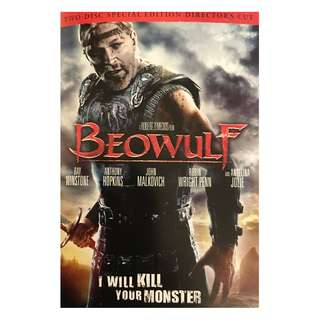 DVD - BEOWULF 2-DISC SPECIAL EDITION DIRECTOR'S CUT