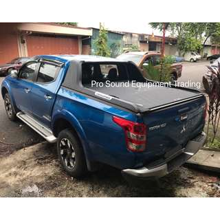 Mitsubishi Triton Carryboy Soft Lid Cover
