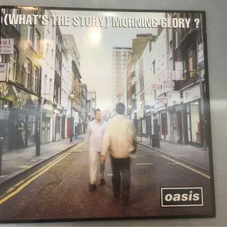 Oasis ‎– (What's The Story) Morning Glory?, 2x Vinyl LP, Big Brother ‎– RKIDLP73, 2014, UK