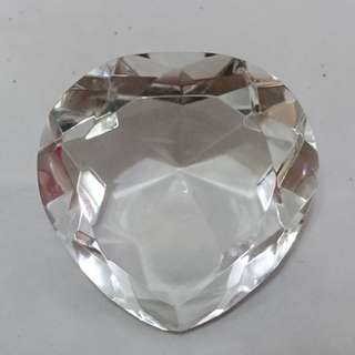 Crystal diamond accessories
