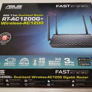 Asus Router ~ Gift set frm m1