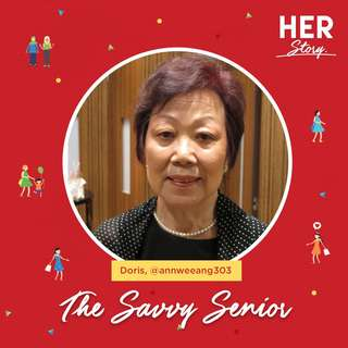 #HERStory Meet Doris, The Savvy Senior