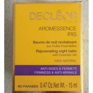 Decleor Aromessance Iris Rejuvenating Night Balm (Full-size, Brand New)