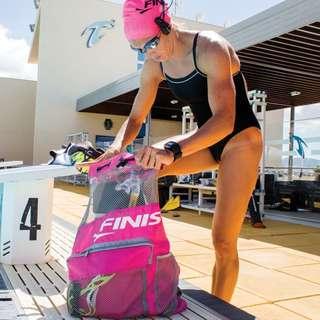Authentic Finis training bag