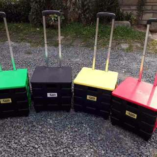 FOLDABLE TROLLEY CART (BRAND NEW)