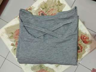 Liner Shirt Grey