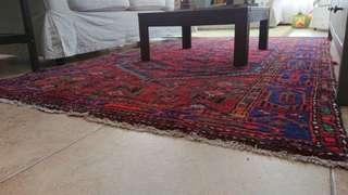 Rug/carpet size L223cm w134cm