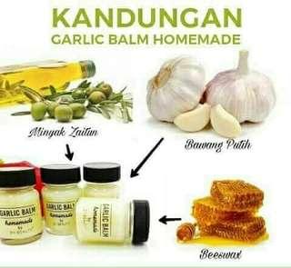 Garlic Balm / Balm bawang putih