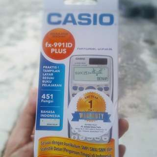Kalkulator Casio FX-991 ID