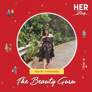 #HERStory Meet Xue Er, The Beauty Guru