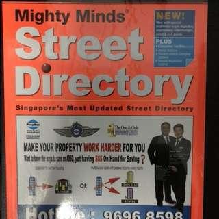 Singapore street directory