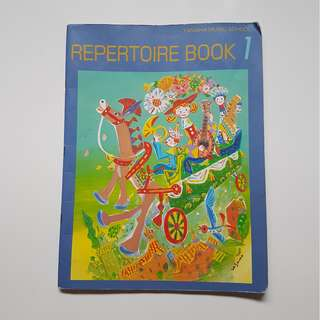 JUNIOR ENSEMBLE COURSE - REPERTOIRE BOOK 1