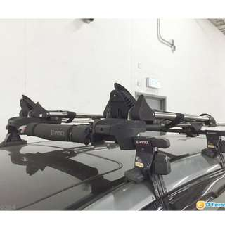 豐田 Wish INNO 旅行架, 車頂架, 行理架, Toyota Wish Top rack, Cargo rack