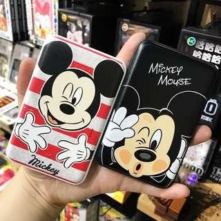 米奇老鼠充電器12000mAh