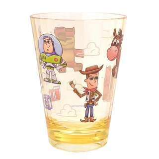 日本 Disney Store 直送 Toy Story 反斗奇兵樹脂膠杯