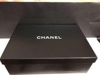 chanel紙盒