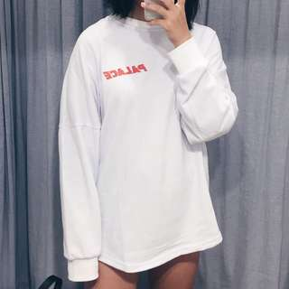 palace pullover