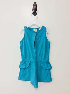 ZARA Blue playsuit