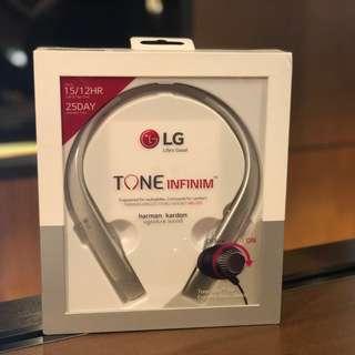 100% 全新 LG HBS-920 藍牙頸掛耳機