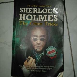 Buku crime tricks sherlock holmes