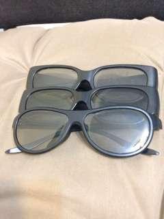 電影戲院3D眼鏡
