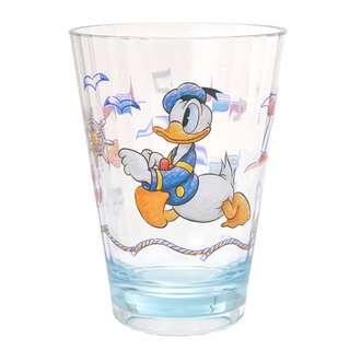 日本 Disney Store 直送 Donald Duck 唐老鴨樹脂膠杯