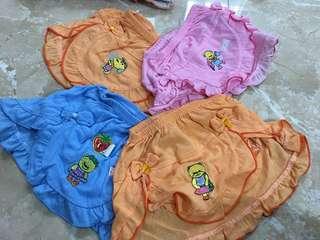 Celana rok baby 6bln-1thn (2pcs, warna random)
