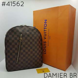 Louis Vuitton Josh Backpack Damier