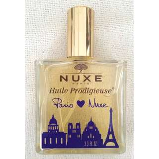 Nuxe Huile Prodigieuse Paris Edition - Dry Body Oil 100ml (used only twice)