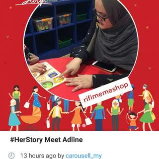 Featured for IWD! Tq Carousell