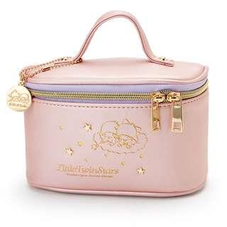Japan Sanrio Little Twin Stars Vanity Pouch (Pink)