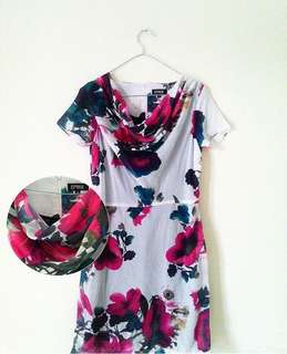 Floral Dress by Eprise
