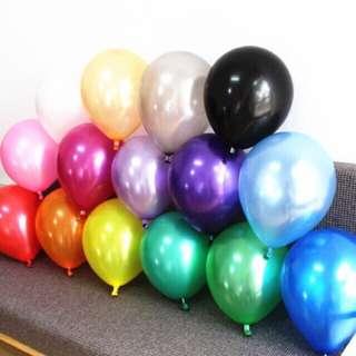 25 pcs. Balloons