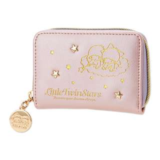 Japan Sanrio Little Twin Stars Coin Case (Pink)