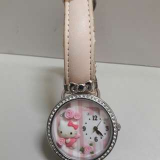🚚 Hello Kitty手錶