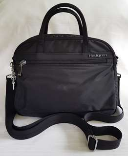 Hedgren Black Shoulder Bag