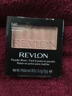 Revlon Blush in Soft-spoken Pink