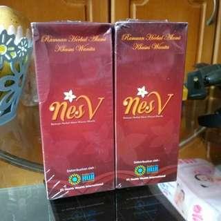 Madu Nes V khusus wanita bikin MISS V rapet, keset,  sehat dan terawat.