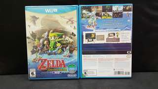 [BN] Wii U The Legend of Zelda: The Wind Waker HD (Brand New)
