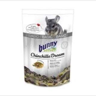 Bunny nature chinchilla food