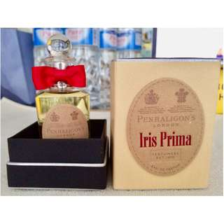Penhaligon's Iris Prima 50ml (used 2 sprays)